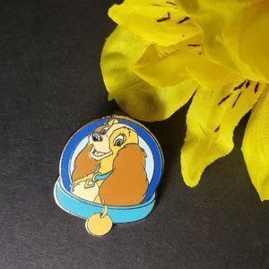 $6 🍁 Disney Lady pin